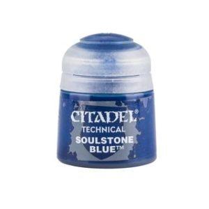 Citadel Technical: Soulstone Blue (12ml) (27-13)